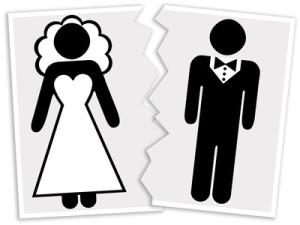 Auch eine Scheidung kann ein Grund dafür sein, seine Lebensversicherung aufgeben zu wollen.