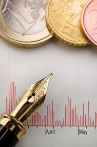 Der Rückkaufswert für eine fondsgebundene Lebensversicherung ist auch vom Börsengang abhängig.