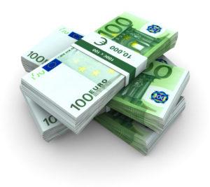 Der Rückkaufswert einer Kapitallebensversicherung kann sich auf einige tausend Euro belaufen.